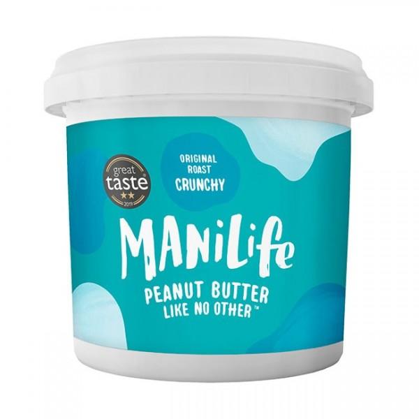 ManiLife Original Roast Crunchy Peanut Butter 1kg