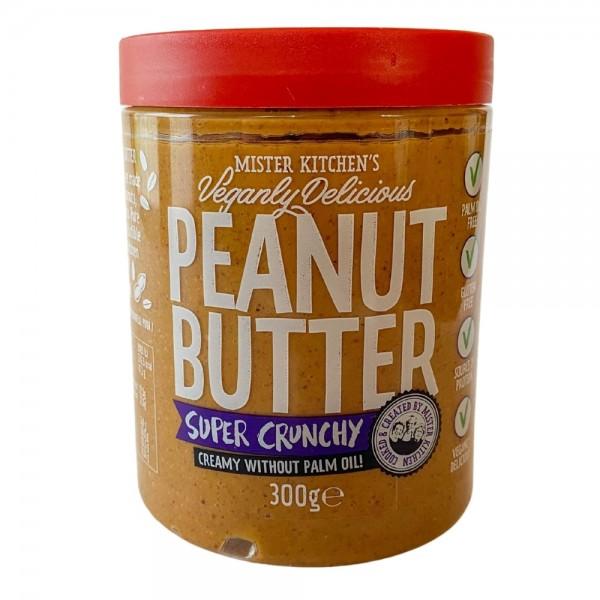 Mister Kitchens Super Crunchy Peanut Butter