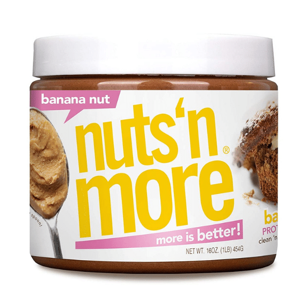 Nuts'n More Banana Nut High Protein Peanut Butter