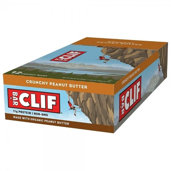 Clif Bar Crunchy Peanut Butter Box