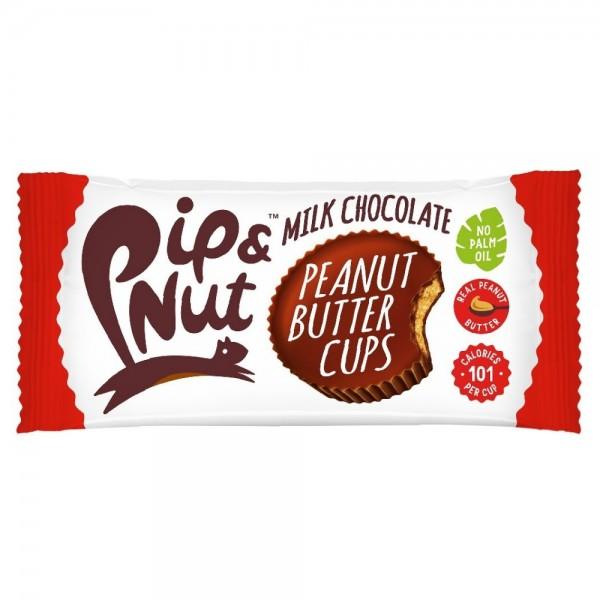 Pip & Nut Milk Chocolate Peanut Butter Cups