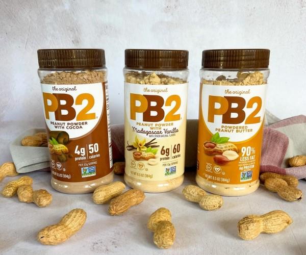 PB2 Powdered Peanut Butter Probierset