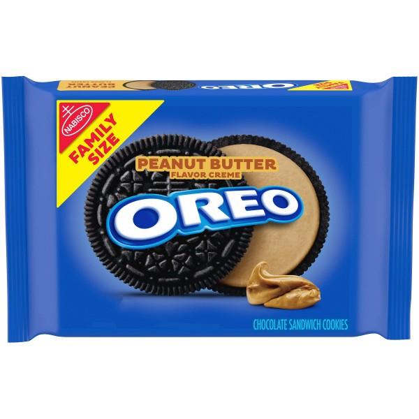 Oreo Peanut Butter Family Size