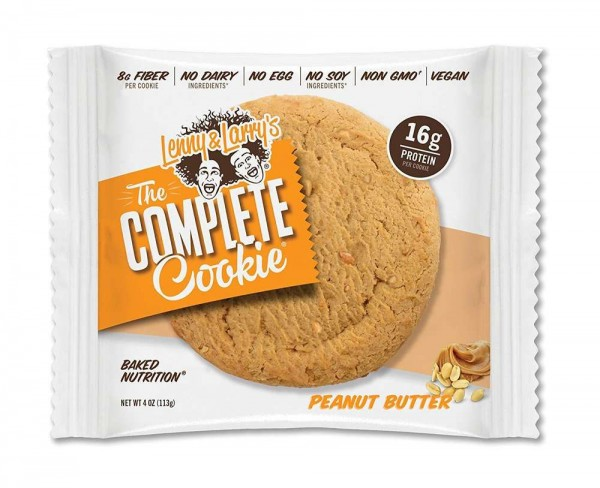 Lenny and Larry's Complete Cookie Peanut Butter