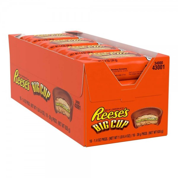 Reese´s Big Cup Box