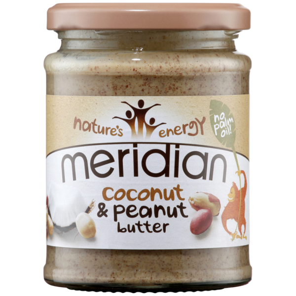 Meridian Coconut Peanut Butter 280g
