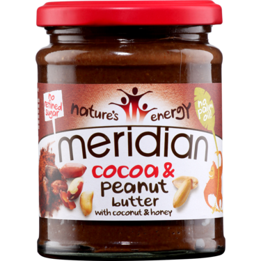 Meridian Cocoa Peanut Butter 280g