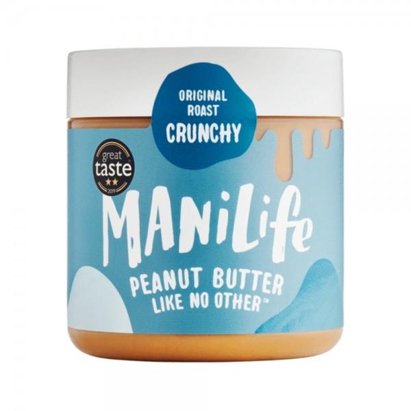 ManiLife Original Roast Crunchy Peanut Butter