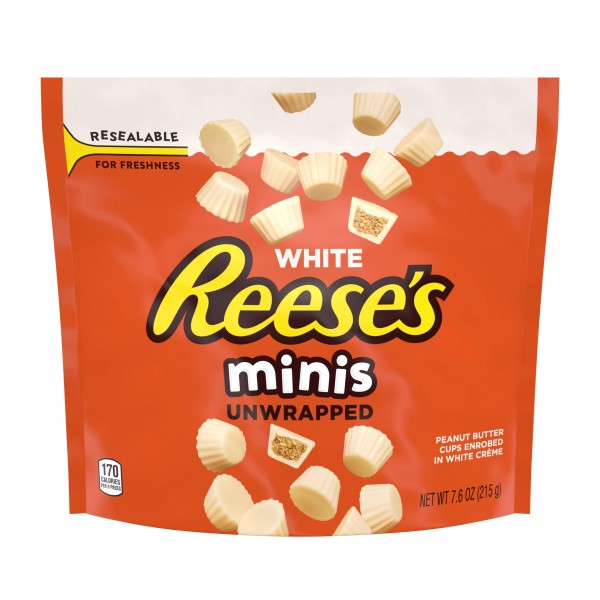 Reese's White Minis Peanut Butter Cups