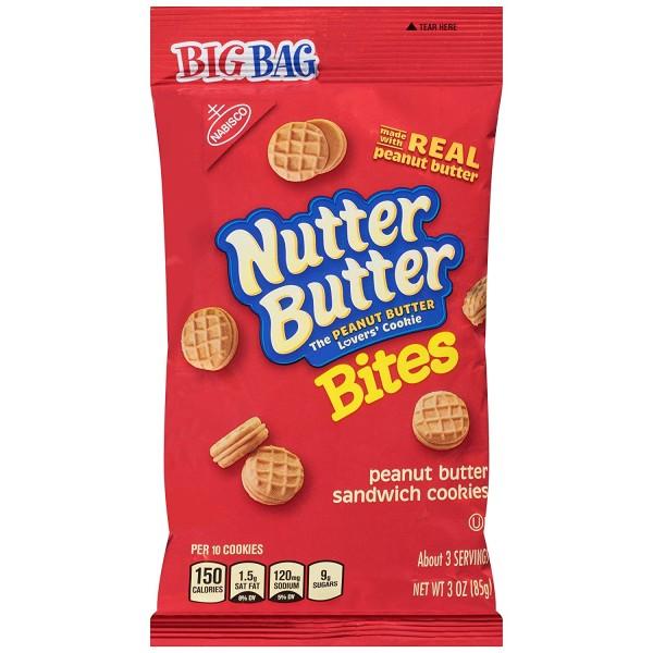 Nutter Butter Bites