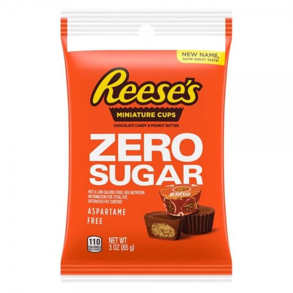 Reese's Zero Sugar Peanut Butter Cups