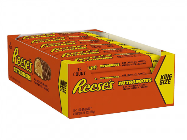 Reese's Nutrageous King Size Box