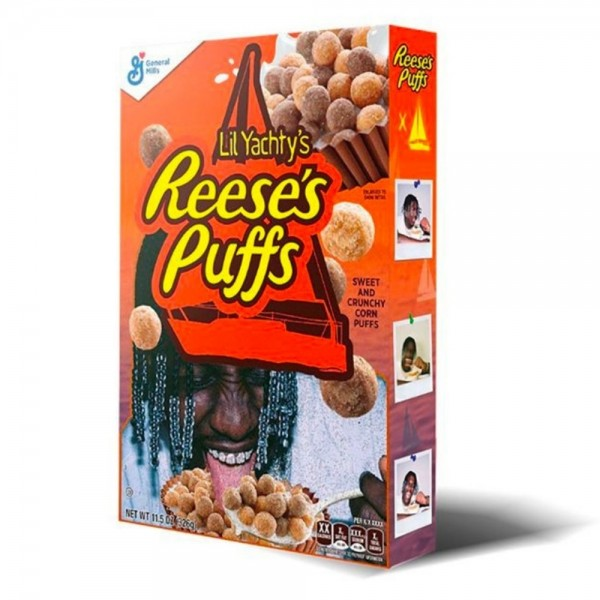 Lil Yachty's Reese's Puffs