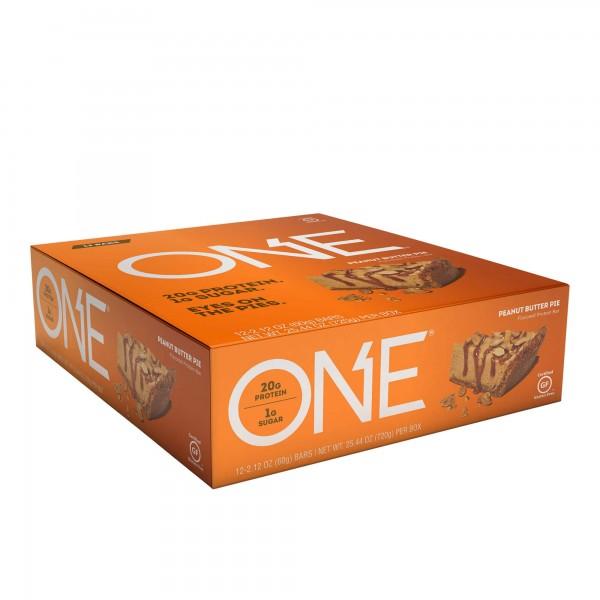 ONE Bar - Peanut Butter Pie Box