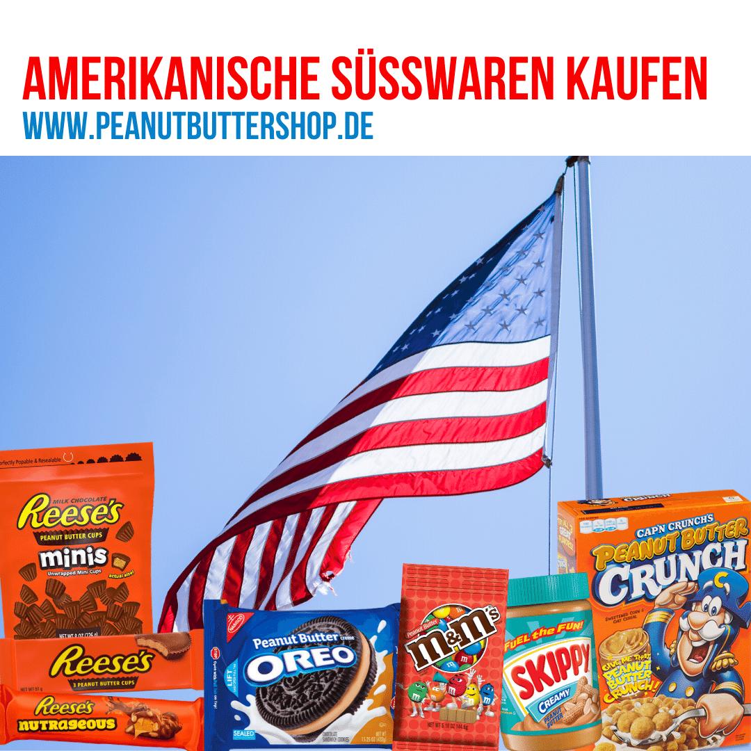 Amerikanische Süßwaren kaufen