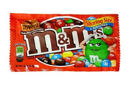 M&M's Peanut Butter 80g
