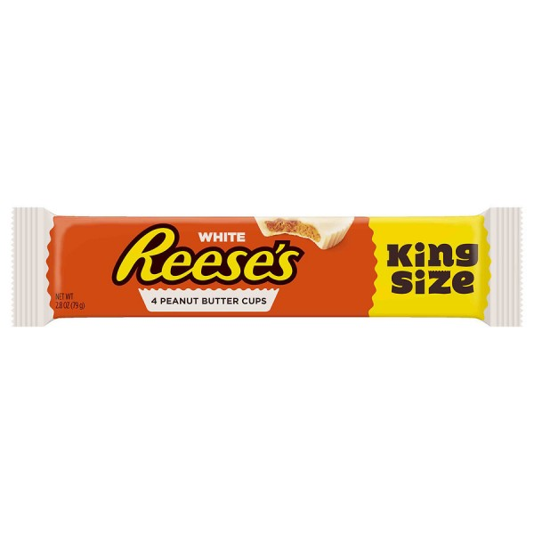 Reese's White Peanut Butter Cups Kings Size