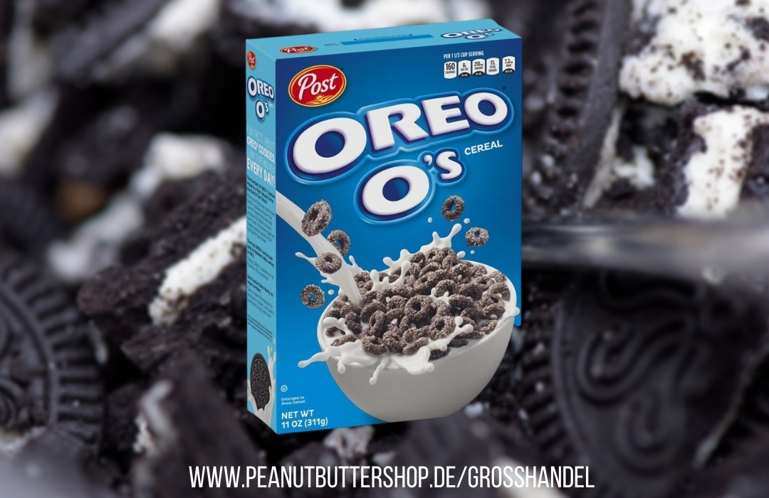 Oreo O's Cerealien in Deutschland