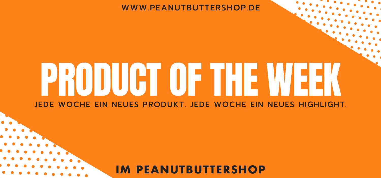 Peanutbuttershop PRODUCT OF THE WEEK