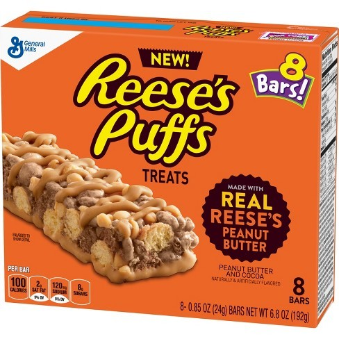 Reese's Puffs Treats Müsliriegel