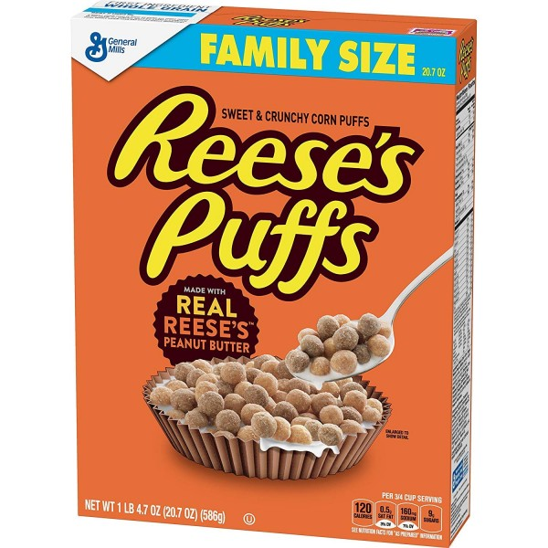 Reese's Puffs Family Size