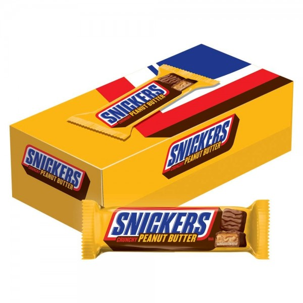 Snickers Peanut Butter Box