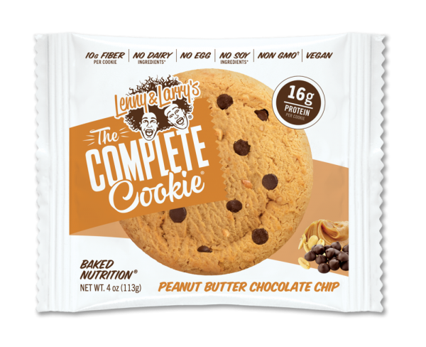 Lenny and Larry's Complete Cookie Peanut Butter Chocolate Chip