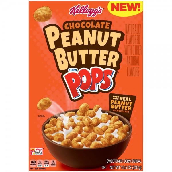 Kellogg's Chocolate Peanut Butter Pops