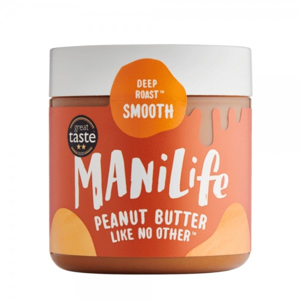 ManiLife Deep Roast Smooth Peanut Butter