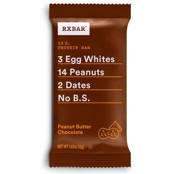 RX Bar Peanut Butter Chocolate