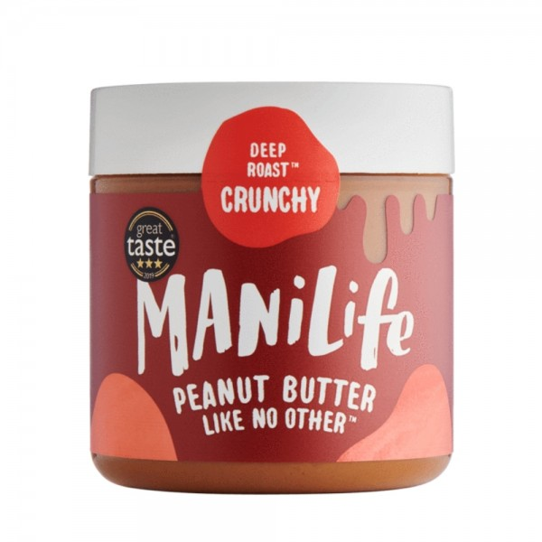 ManiLife Deep Roast Crunchy Peanut Butter