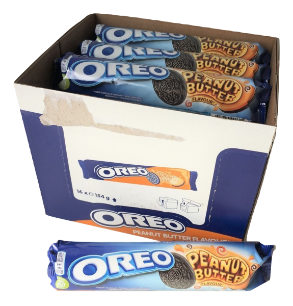 Oreo Peanut Butter Box