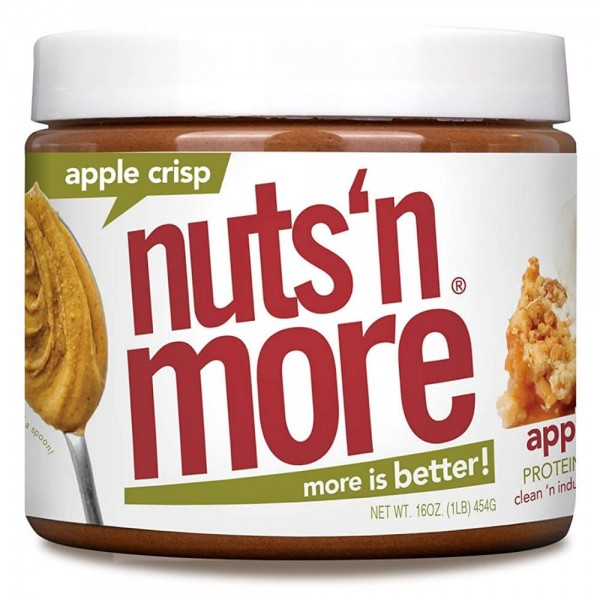 Nuts'n More Apple Crisp High Protein Peanut Butter