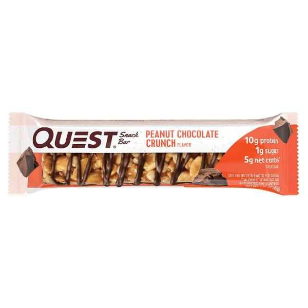 Quest Snack Bar Peanut Butter Chocolate Crunch