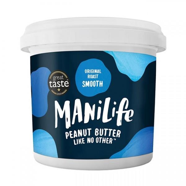 ManiLife Original Roast Smooth Peanut Butter 1kg