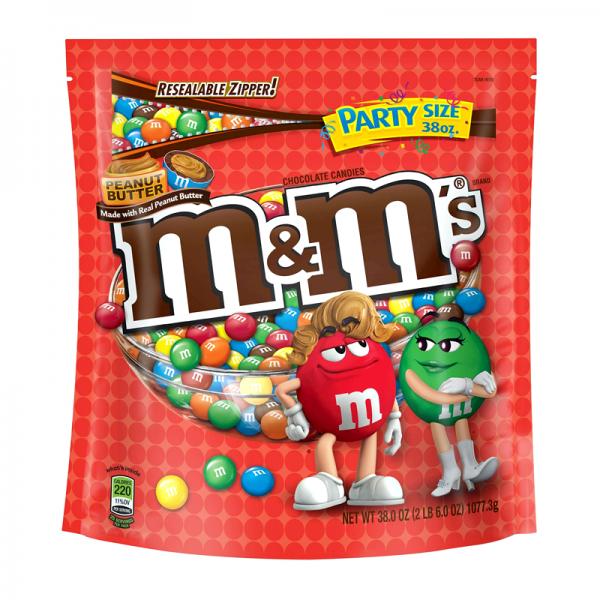 M&M's Peanut Butter XXL