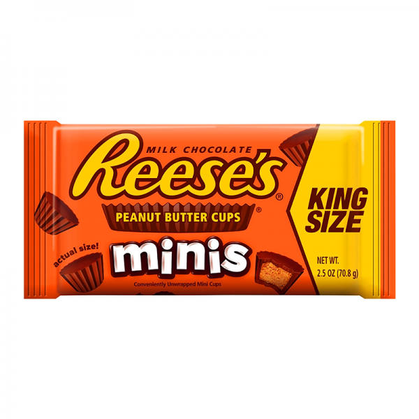 Reese's Peanut Butter Cups Minis King Size